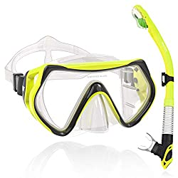 WACOOL Snorkelling Package Set for Adults