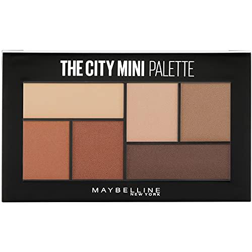 Paleta de Sombras Maybelline The City Mini Palette Brooklyn Nudes