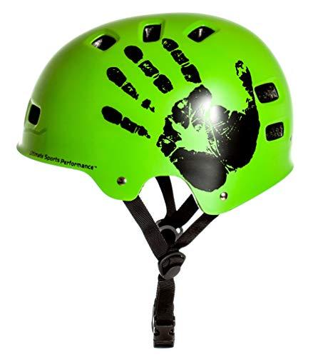 Sport DirectTM Le casque de BMX HandTM vert 55-59cm