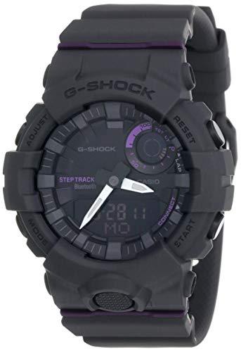 Casio G-Shock S-Series Analog-Digital Grey Dial Women's Watch-GMA-B800-8ADR
