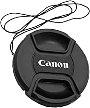 SPEEX 55mm Lens Cap for Canon Replaces E-55 II - Black