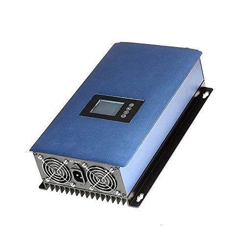 wccsolar Inversor Inyeccion a Red 2000w de vertido Cero PV Entrada 45-90V inversor autoconsumo