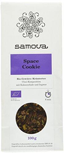 Samova Space Cookie Packung, 1er Pack (1 x 100 g) - Bio