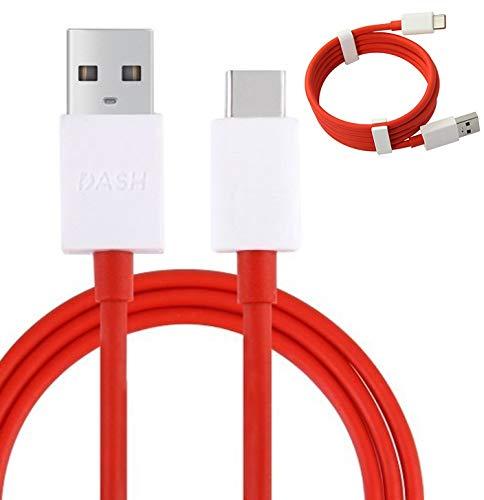 One Plus Dash Typ-C USB-Datenkabel / Ladekabel für One Plus 3 3T 5 6 (Keine Einzelhandelsverpackung)