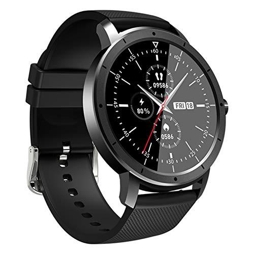 LJMG Wearpai HW21 reloj inteligente para hombres y mujeres IP68 impermeable fitness banda ritmo cardíaco sueño Monitores smartwatch para iOS Android D