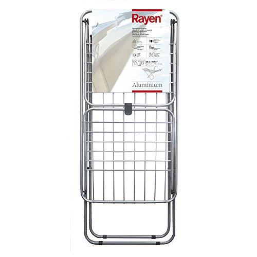 pequeño y compacto Ryan |  Tendedero de aluminio |  Coloque 20 metros |  Win sistema de reloj |…