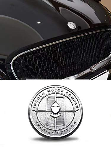 MONO limited edition commemorative knight logo car body decoration Fit For Lincoln MKS MKT MKX Navigator TownCar Continental Corsair Aviator