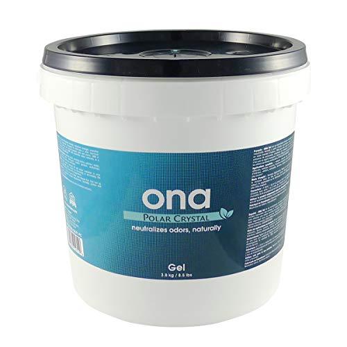 Elimina/Neutralizador de Olores - ONA Gel Polar Crystal Antiolor (4L)
