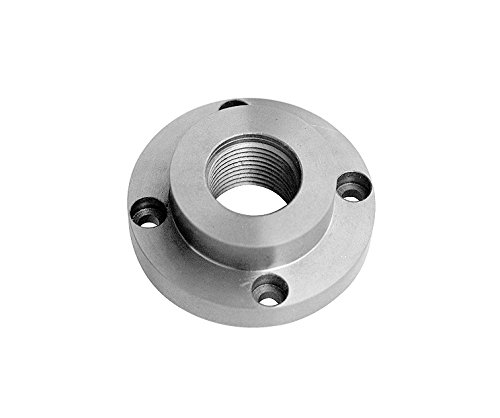 Buy HHIP 3900-4143 Threaded Backplate for 4 Jaw Chucks, 4
