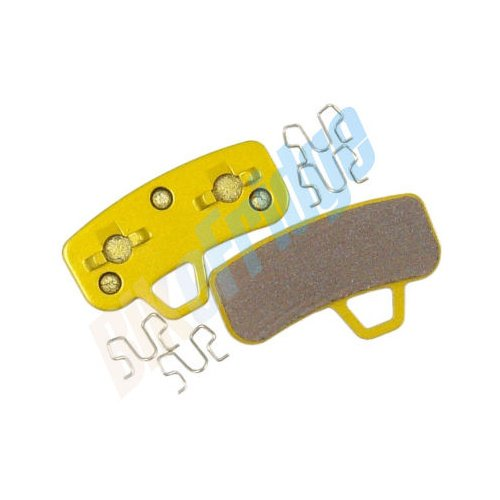 1Paar F1gesintert Hayes Stroker Ace Disc Brake Pads MTB DH Cross XC Disc Pads