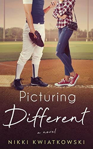Book Cover for Picturing Different
