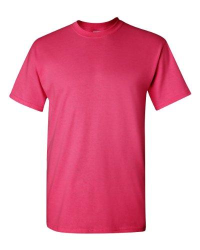 Gildan Adult 5.3oz. T-Shirt L HELICONIA