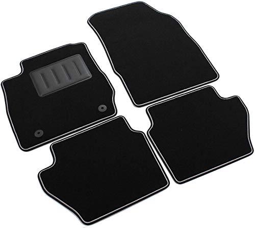 SPRINT01302 - fijación con agujero redondo - Alfombrillas, alfombra antideslizante, color negro