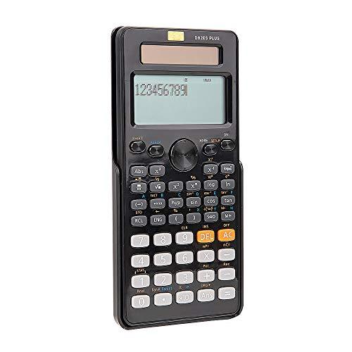 LMDZSW Fonction Calculatrice Scientifique Calculatrice Ingénieur Étudiant