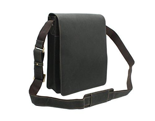 Visconti Messenger Bag 18410 Mud