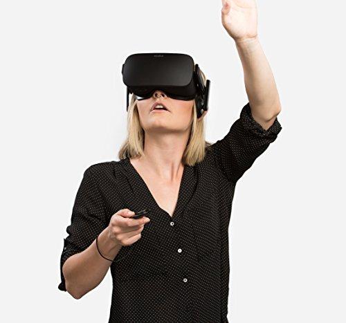 Oculus Rift - Next-generation Virtual Reality Gaming Headset 3D Monitor(Versin EE.UU., importado)