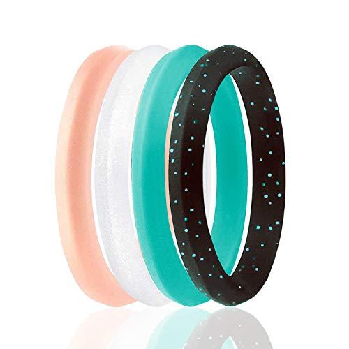 ROQ Silicone Wedding Rings