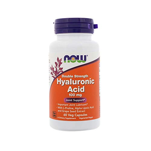 Hyaluronic Acid 100 mg - 60 Vcaps