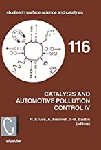 Catalysis and Automotive Pollution Control IV: Proceedings of the Fourth International Symposium (CAPoC4), Brussels, Belgium, 9-11th April, 1997 (ISSN Book 116)