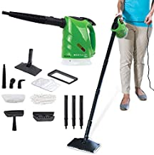 H2O STEAMFX Pro - The Most Effective, Efficient, Versatile and Affordable Steam Mop Ever!