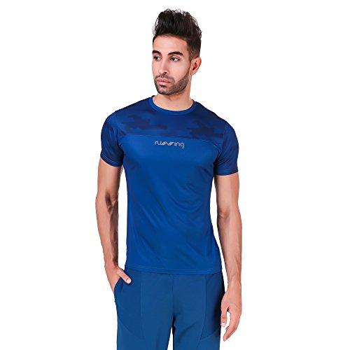 Nivia Camo-5 Sublimated T-Shirt