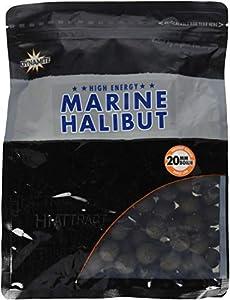 Dynamite Baits Marine Halibut Boilie de Pesca, marrón, 20 mm