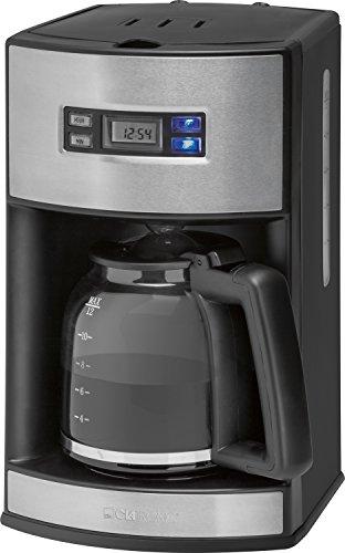 Clatronic KA3482 - Cafetera Eléctrica con Temporizador