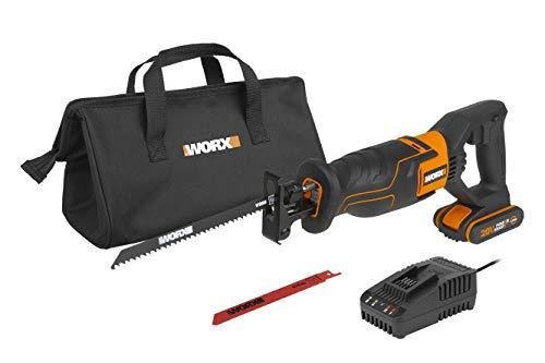 WORX WX500 18V (20V MAX) Cordless Reciprocating Saw