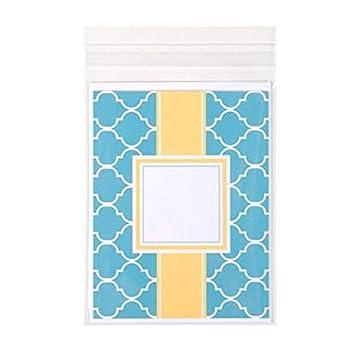 clear envelopes for cards