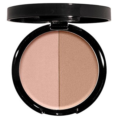 frimy b Sheer Same Max 61% OFF day shipping Satin Contour Delight Powder Afternoon Duo