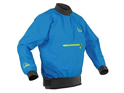 Palm Kajak oder Kajak - Vector Kayak Coat Jacke Coat Blue - Leichtgewicht. Wasserdicht und atmungsaktiv