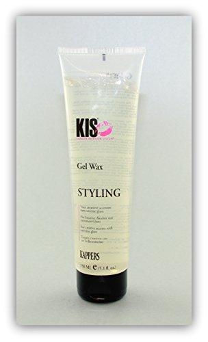 KIS Styling Gel Wax Gel-cire Tenue 4 150ml