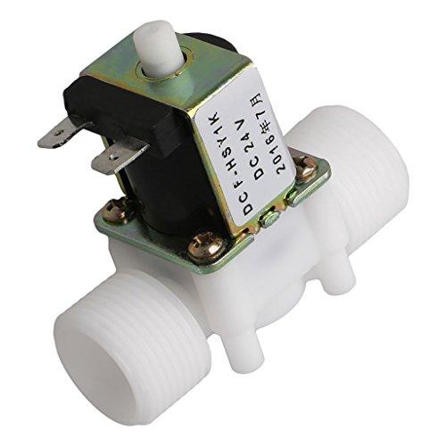 Elektrisches Magnetventil, 0,9 cm DC24 V PP N/O
