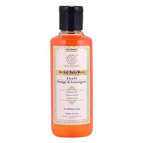 KHADI - Kräuter Conditioner orange Lemongrass - 210 ml