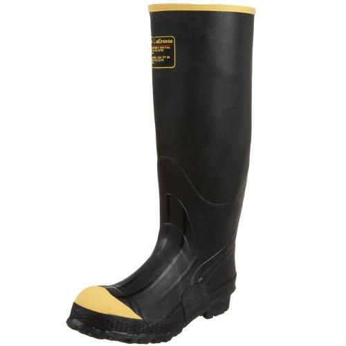 LaCrosse Men's 16' Premium Knee Boot,Black,6 M US