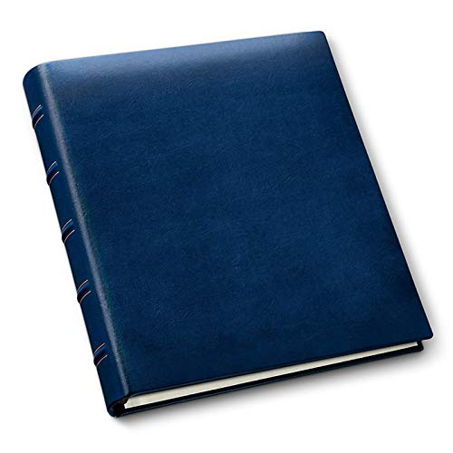 Gallery Leather Gallery Photo Album Acadia Navy