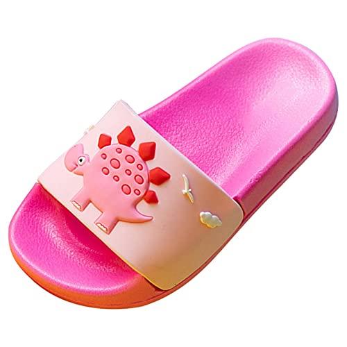 xianghaoshun Zapatillas Antideslizantes para niños pequeños, Bonitas Sandalias de baño para el hogar, Chanclas para niños, para Todas Las Estaciones y Unisex
