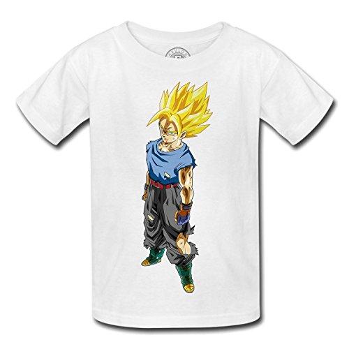 Fabulous T-Shirt Enfant DBZ Dragon Ball Super sayen sayajin saian Goku Sangoku Manga Anime