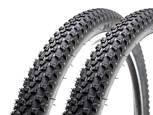 2 Stück 29 Zoll Fahrrad Reifen DSI 54-622 MTB 29x2.10 Mantel Decke Tire schwarz