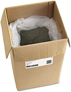 BWKG3COHO - Oil-Based Sweeping Compound, Green Softwood, Grit-Free, 50lb Box