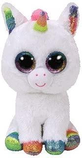 Ty Beanie Boos PIXY - White Unicorn reg