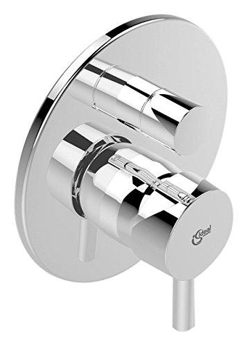 Ideal Standard A6671AA Mara Miscelatore monocomando incasso vasca/doccia con deviatore, parti esterne, cromato