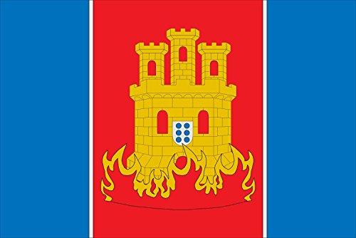 magFlags Bandera Large Espero Que Sean de tu agrado, un Saludo | Bandera Paisaje | 1.35m² | 90x150cm
