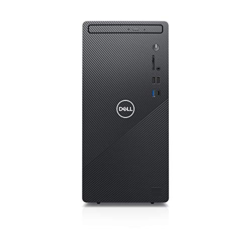 Dell Inspiron 3881 Desktop PC, Intel Core i5-10400 10th Gen processor, 8 GB RAM, 1 TB HDD, Windows 10 Home