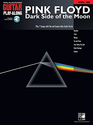 Pink Floyd - Dark Side of the Moon Songbook: Guitar Play-Along Volume 68 (English Edition)