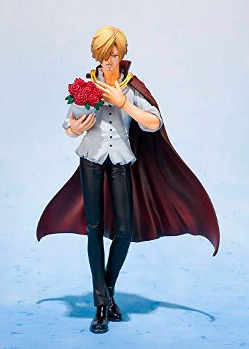 Bandai Figurine One Piece - Sanji Whole Cake Island Figuarts Zero 17cm - 4549660198017