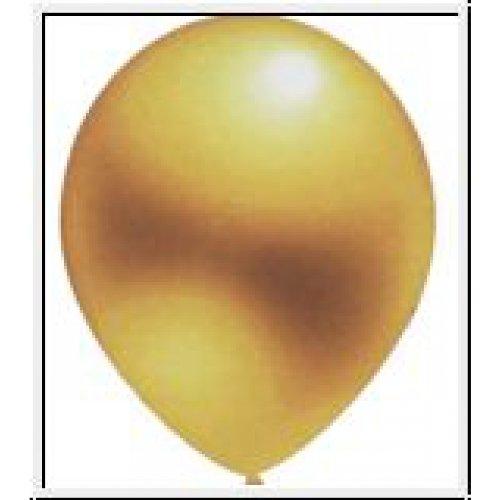 Kogler 10 stuks metallic ballonnen in zak