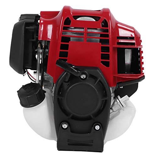 Motor para accesorio de cortacésped Gx50, motor recortador de un solo cilindro de 4 tiempos con material de acero Abs + de alta calidad para Gx50 1,47 kW 47,9 cc 7000 rpm