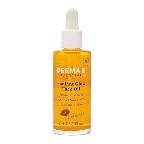 Derma E Sunkissalba Radiant Glow Oil, 2 Fluid Ou