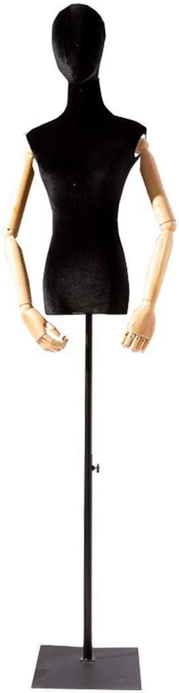 Professional Tailors Ranking TOP4 Omaha Mall Dummy Mannequin Tai Bust Adjustable Display